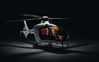 3D Helicopter HD Wallpaper
