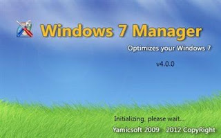 Windows 7 Manager is a system utility that helps you optimize, tweak, and clean up Windows 7. It will increase your system speed, improve system security, and meet all of your expectations.