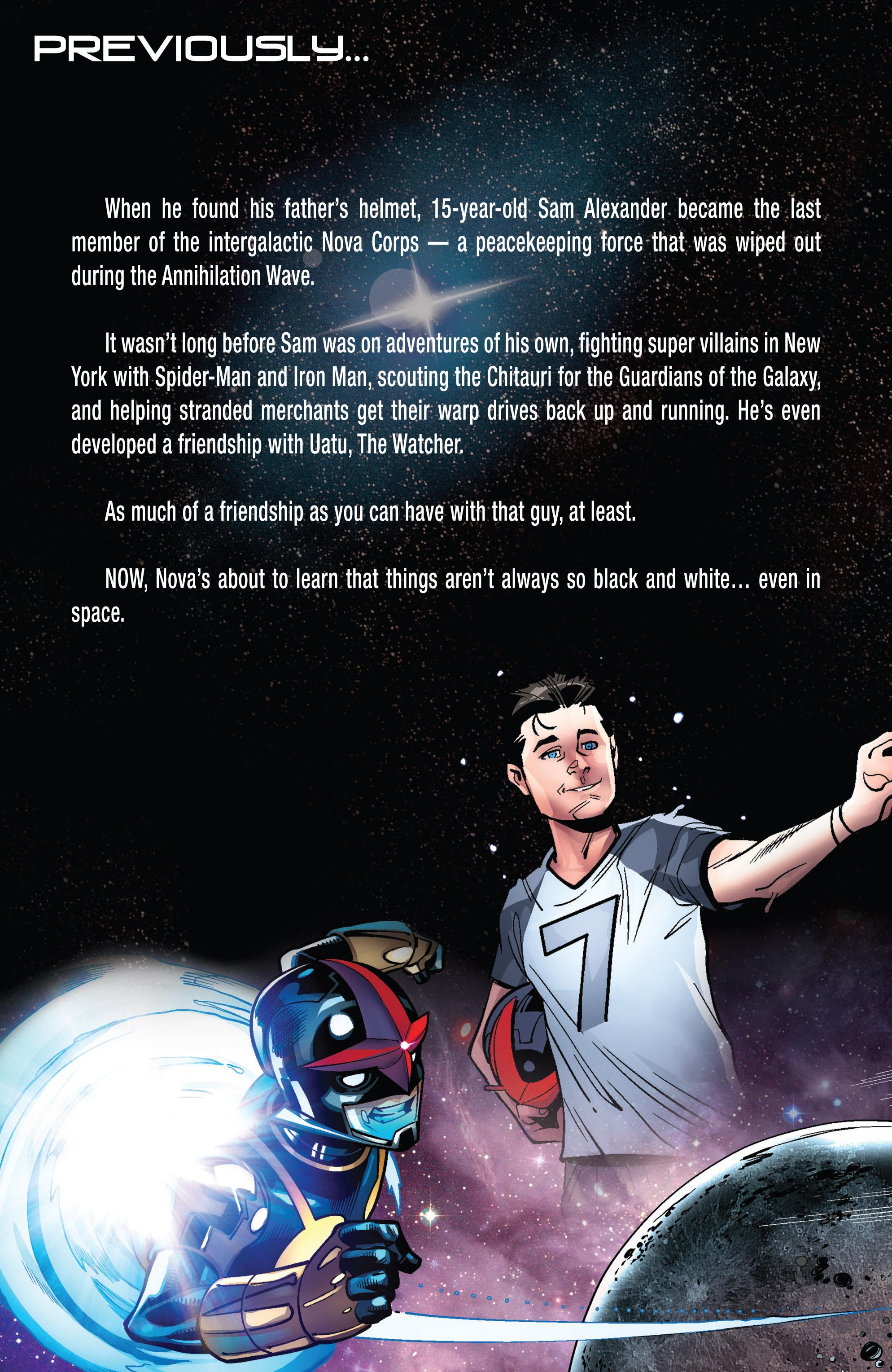 Nova (2013) - Chapter  13 | pic 3