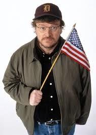 Michael Moore - America's best treasured humorist/populist