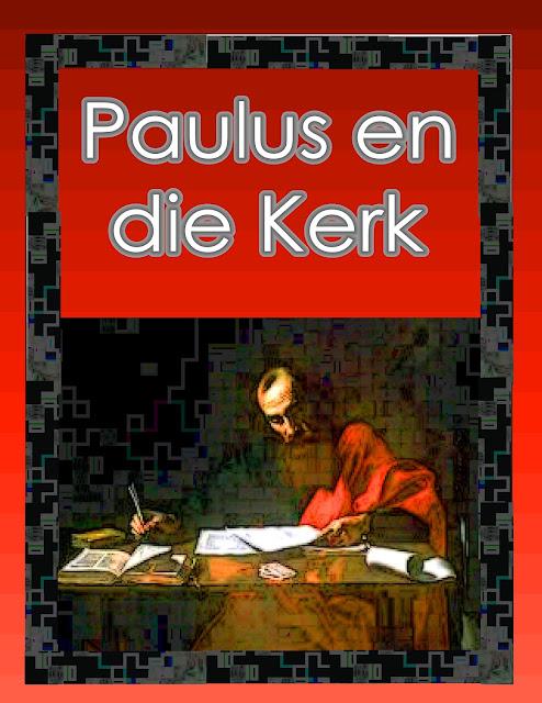 Paulus en die kerk
