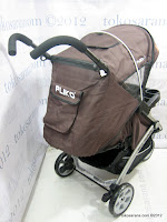 Junior PK568 Milano LightWeight Baby Stroller