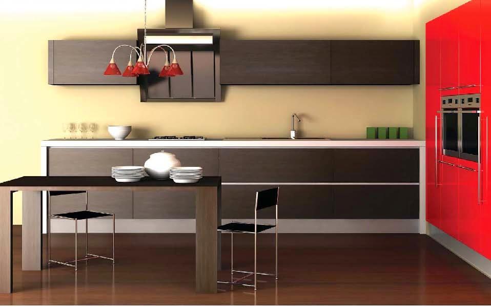 Simrimcom Design Kitchen Set Modern