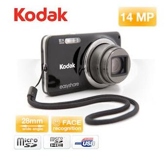 Digi-Cam Kodak EasyShare M583 bei iBood für 75,90 Euro inklusive Versandkosten