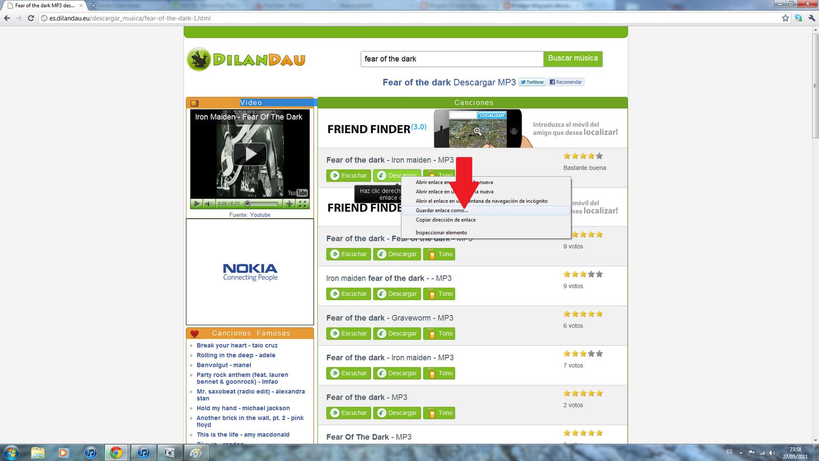 El mejor blog para descargar archivos y programas de for Paginas web para buscar piso
