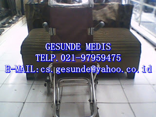 jual kursi roda murah dan promo