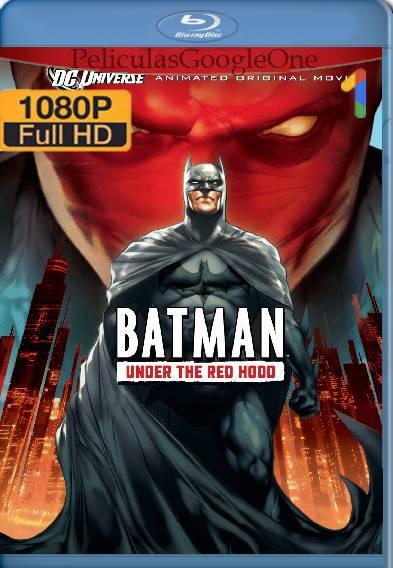 Batman Capucha roja (2010) BRRip [1080p] [Latino] [GoogleDrive]