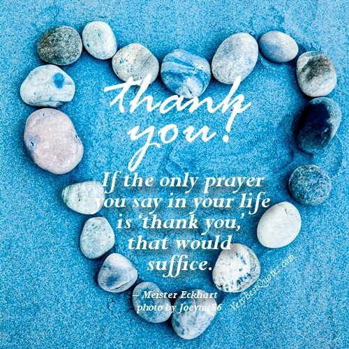Quotes About Thankfulness For Friends Thank You Quotes Birthday