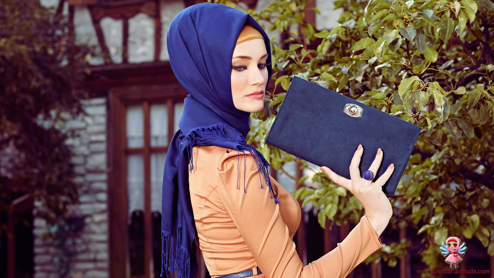 hijab turque moderne 2013 chic