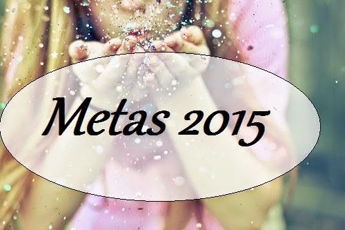 Metas 2015, Metas