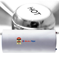 Bajaj Majesty GMH (RW) Water Heater Online, India - Pumpkart.com