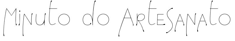 Minuto do Artesanato