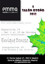 I SALÓN DE OTOÑO. GALERÍA EMMA