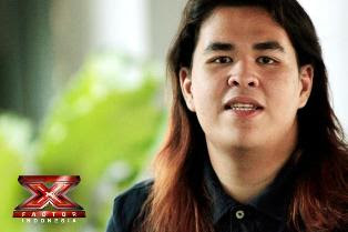 Dicky Adam X Factor Indonesia 2013
