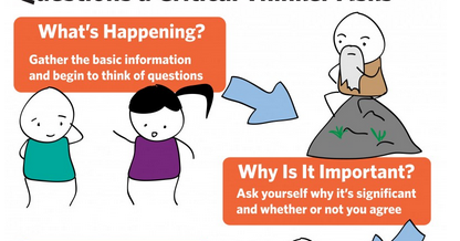 Critical Thinking Questions Students Should Be Able to Ask