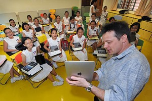 School Computers to Be Replaced by School iPads in 2016