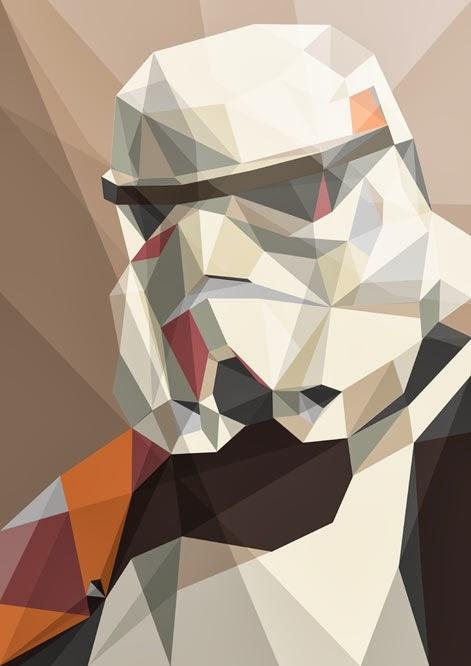 http://www.ufunk.net/en/star-wars/star-wars-version-polygones-par-liam-brazier/