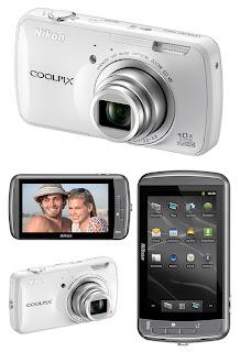 Harga dan Spesifikasi Nikon Coolpix S800c