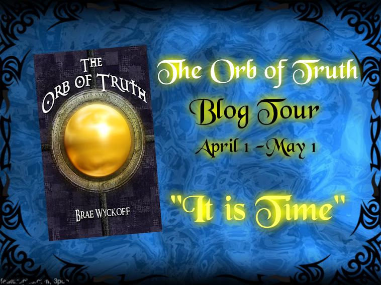 The Orb of Truth Blog Tour