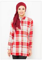 Koleksi Pakaian Kemeja Wanita