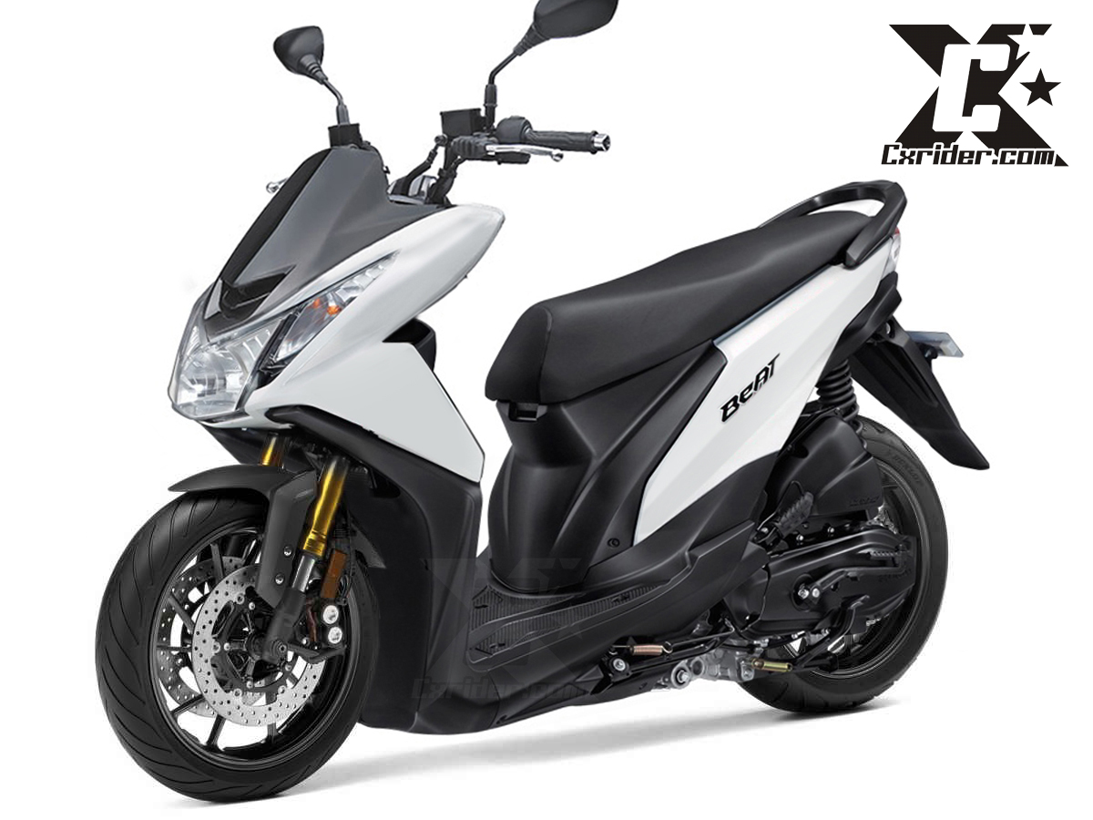 modifikasi honda beat fi terkeren