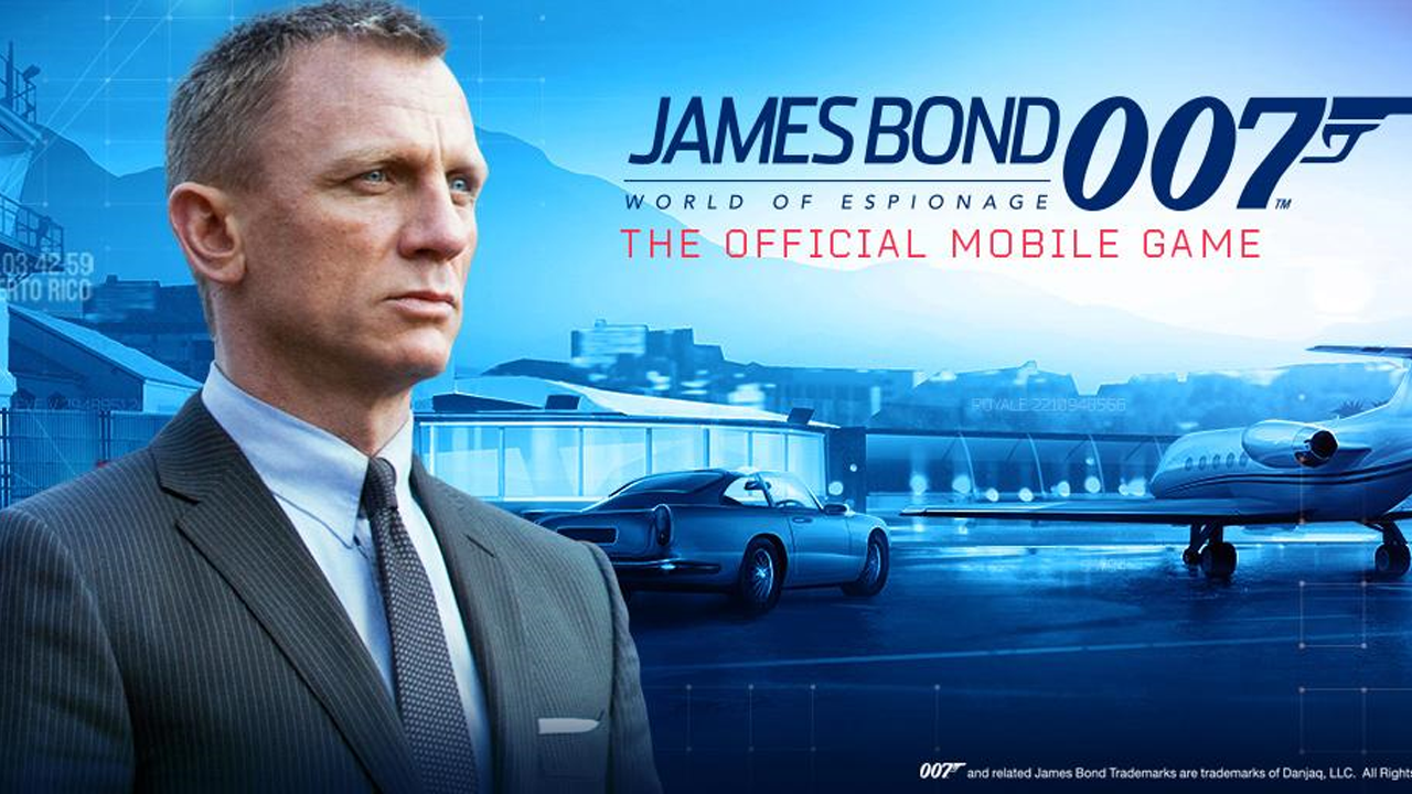 JAMES BOND: WORLD OF ESPIONAGE Gameplay IOS / Android