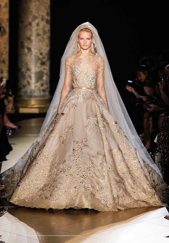 The velvet crush : Elie Saab Haute Couture