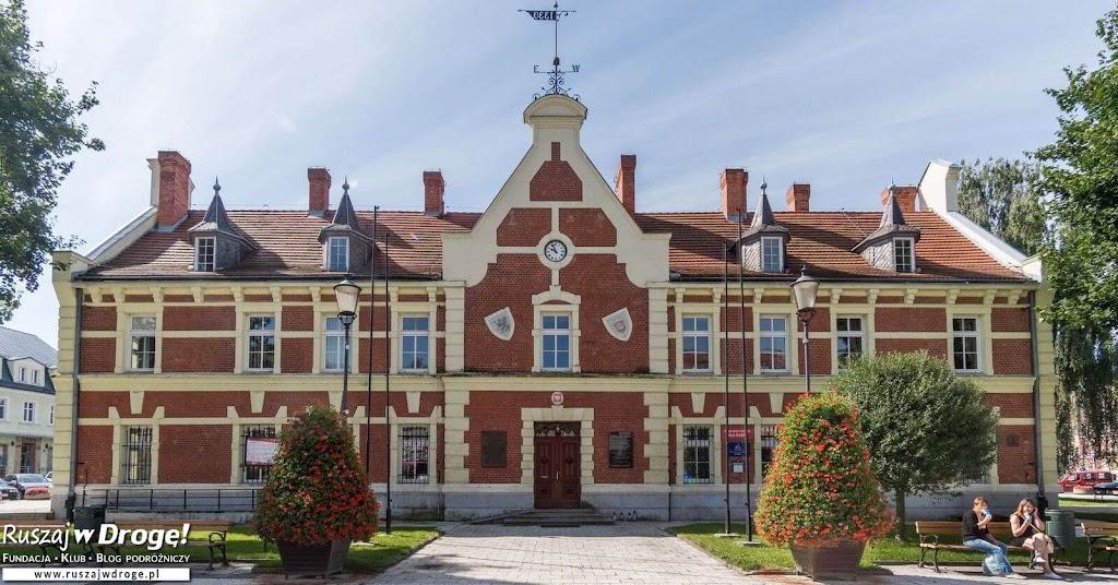 Ratusz na rynku w Starogardzie Gdańskim
