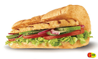 subway roasted chicken