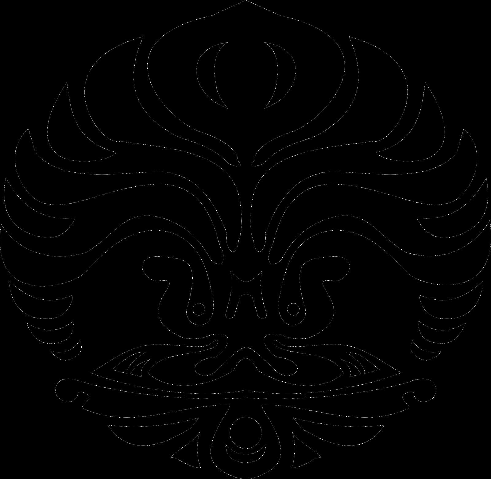 logo universitas indonesia � ui beserta visi misi dan