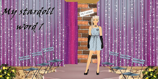 My stardoll world