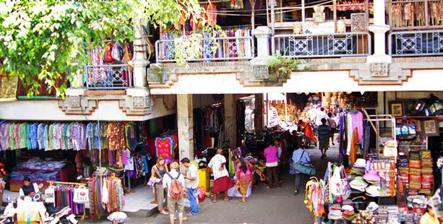 Pasar Seni Ubud Tradisional