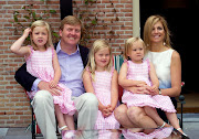 ABC Wednesday, Our World Tuesday, O for Orange (willem alexander maxima prinsesjes anp lex van lieshout)