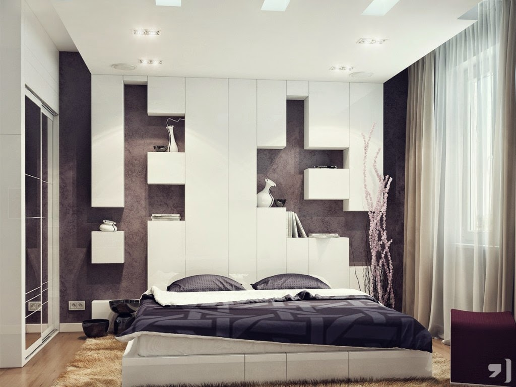 bedroom designs home interior ideas