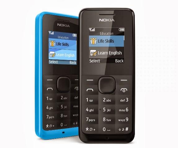 Nokia released Nokia 108 smartphone.   GadgetCongress