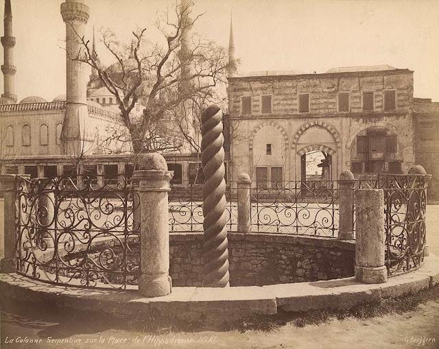 Παλιές φωτογραφίες από βυζαντινά μνημεία της Κωνσταντινούπολης http://leipsanothiki.blogspot.be/