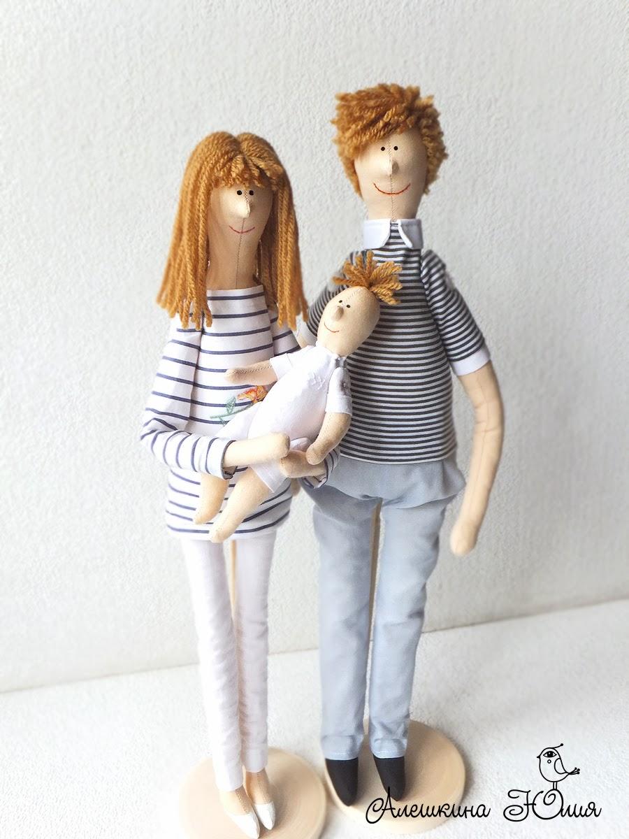 куклы по фотографии