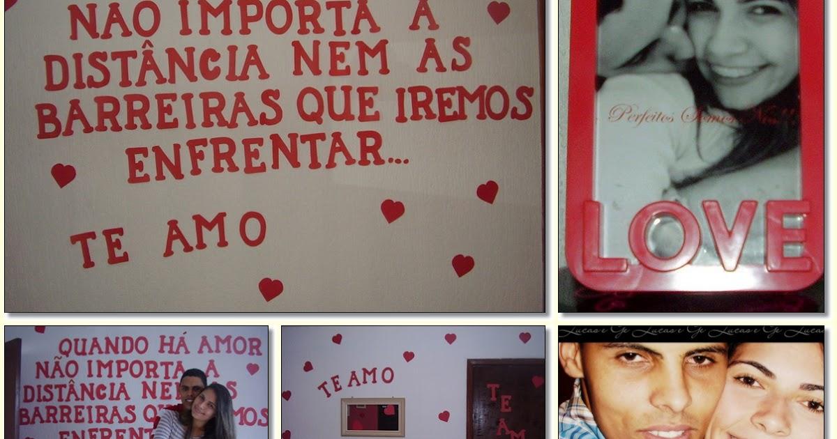 Surpresa no quarto da Ge Surpresas para Namorados ~ Surpresa Criativa No Quarto