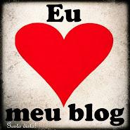 Eu amo meu Blog