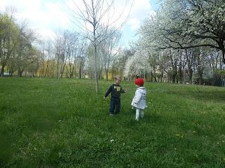 Vizita la Balonul Copiilor din Herastrau