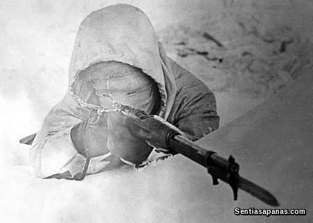 Simo Hayha Sniper Legend