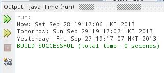 Add/Minus Date to Calendar