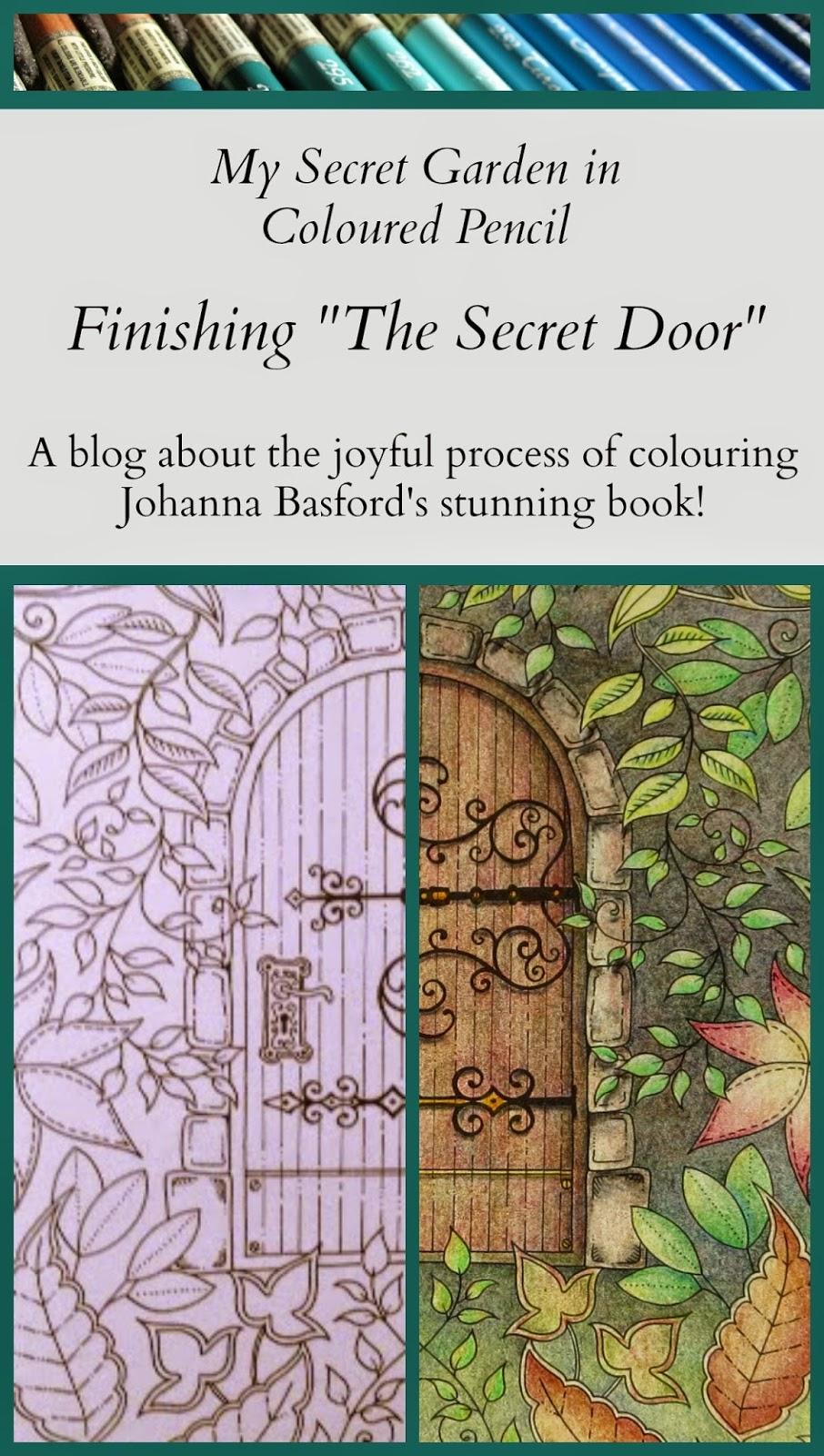 Book Pencils Secret Garden Drawing Pictures Www Picturesboss Com