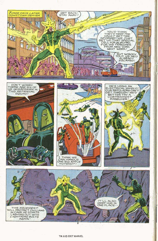 Captain America (1968) Issue #339b #269 - English 12