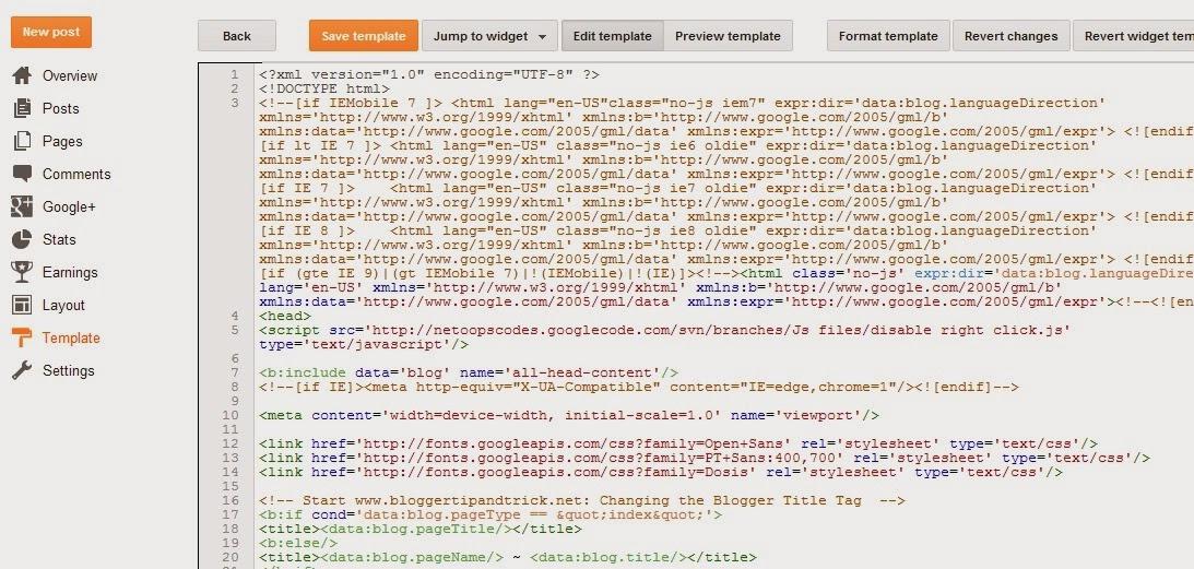 How to insert chitika code in dynamic blogger template make money bif conddatabloggetype quotitemquot maxwellsz