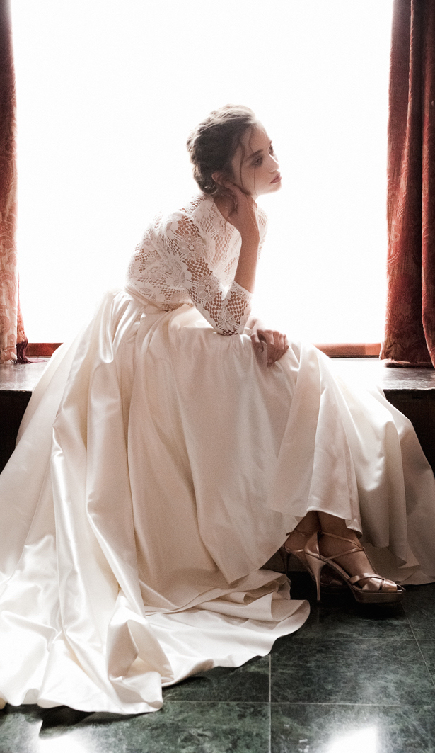 Fantástico vestidos de novias | Colección Daalarna Couture