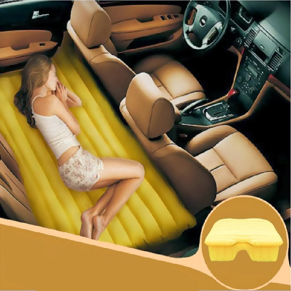 Inflatable Truck Bed Backrest