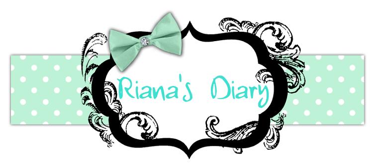 Riana's Diary