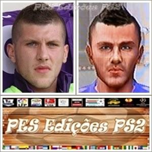Ante Rebic (AFC Fiorentina) PES PS2