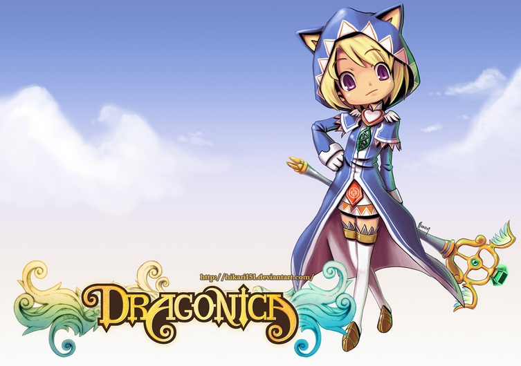 Dragonica online wallpaper PC